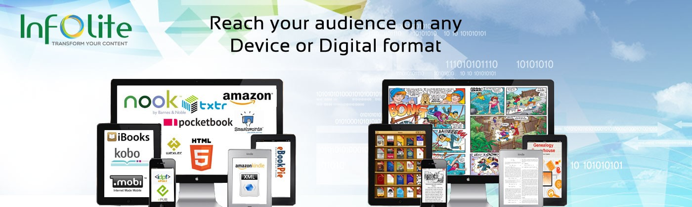 kindle digital publishings